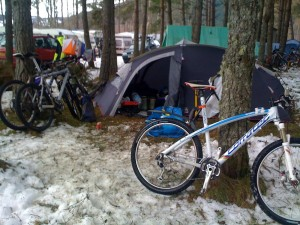 Strathpuffer Camping