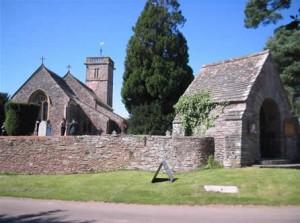 church, cheddon fitzpaine