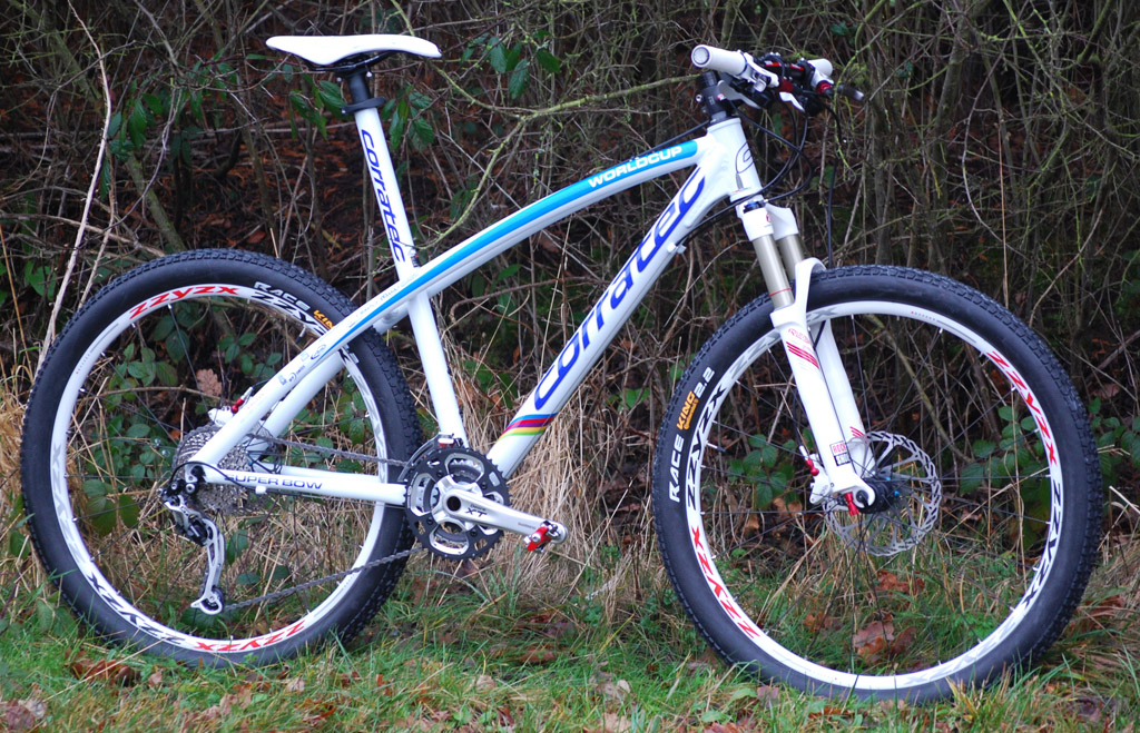 New Race Bike Corratec Bow Xt World Cup 171 Stodge Blog