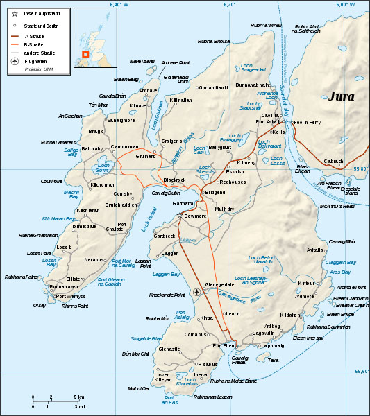 Islay Scotland Map.Wave You Are On Islay Stodge Blog